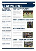 Haslemere Hockey Club August 2012 Newsletter (1.4m) - Grayshott - Page 3