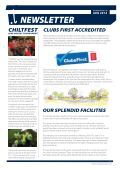 Haslemere Hockey Club August 2012 Newsletter (1.4m) - Grayshott - Page 4