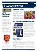Haslemere Hockey Club August 2012 Newsletter (1.4m) - Grayshott - Page 5