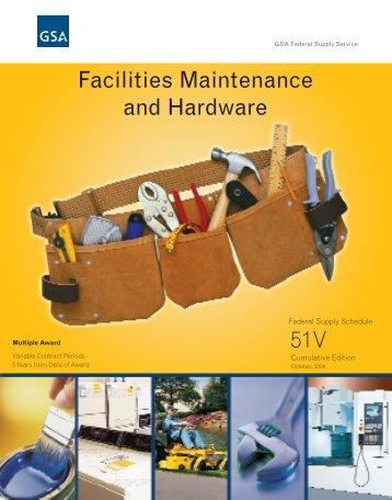 51V Facilities Maintenance and Hardware