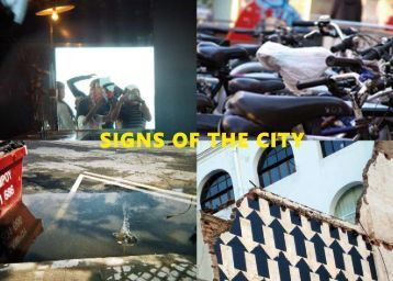 SIGNS OF THE CITY - Hangar