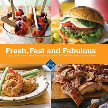 Fresh, Fast and Fabulous