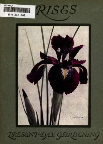 Irises - Historic Iris Preservation Society