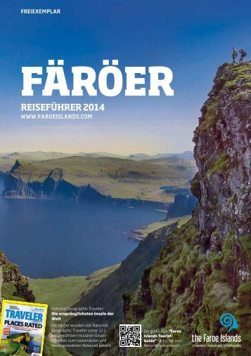 FÄRÖER Reiseführer 2014