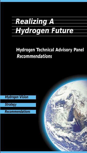 hydrogen the future fuel pdf