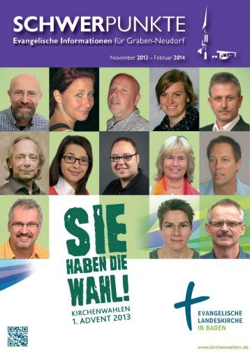 4-2013 - Evangelische Kirchengemeinde Graben-Neudorf