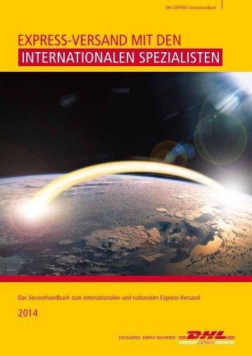 Servicehandbuch 2014 (Typ: PDF, Größe: 1.75 MB) - DHL