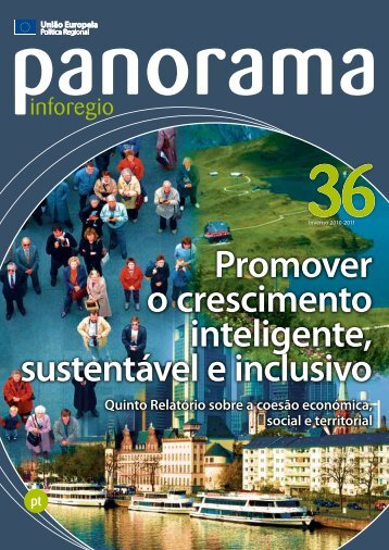 Promover o crescimento inteligente, sustentável e inclusivo - Europa