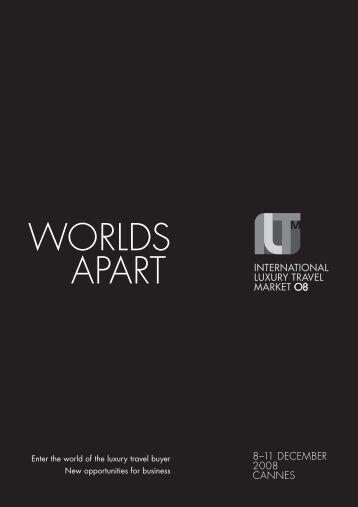 WORLDS APART - International Luxury Travel Market
