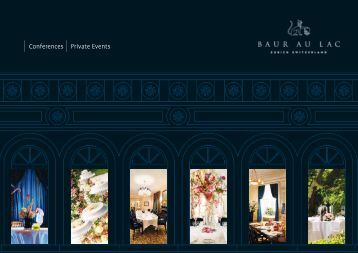 | conferences | Private Events - International Luxury Travel Market