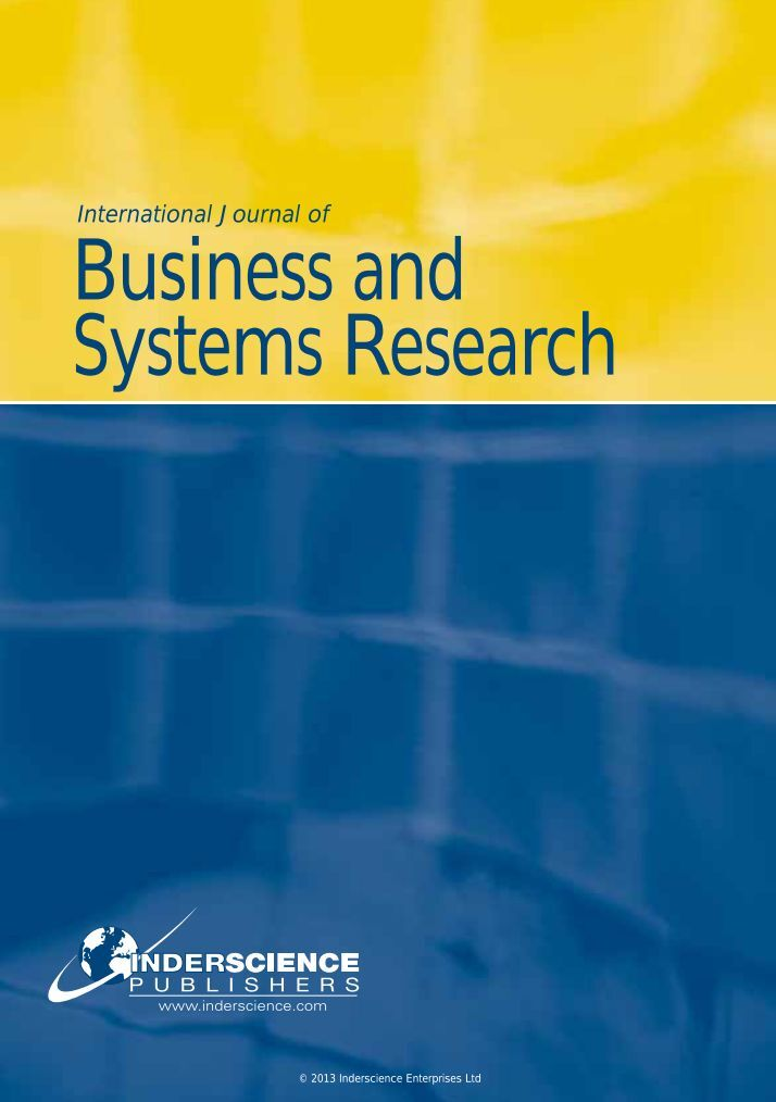 international journal of business and management International journal of economics, finance and management sciences (ijefm) is an open access, peer international journal of business and economics research.