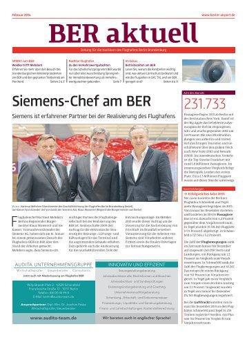 BER aktuell 02/2014