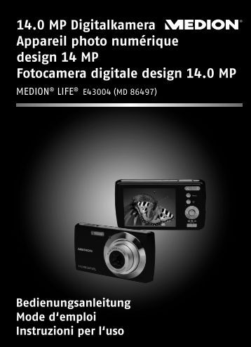 86497 DE for Hofer Content RC1 - Medion