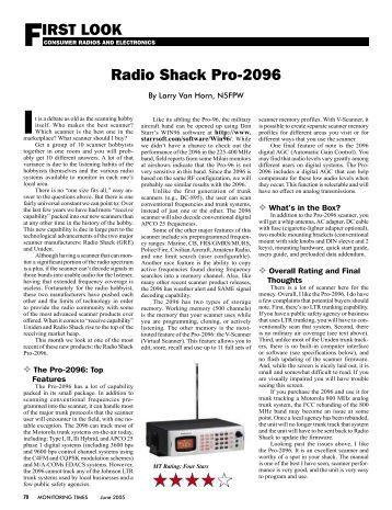 resetting the scanner 1 Radio Shack Race Scanner Manual Radio Shack Race Scanner Manual