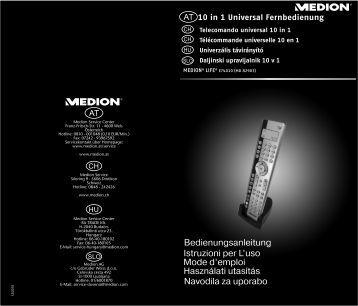 MD 82903 Hofer Cover RC1.FH11 - Medion