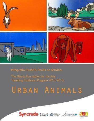 Urban Animals - Art Gallery of Alberta