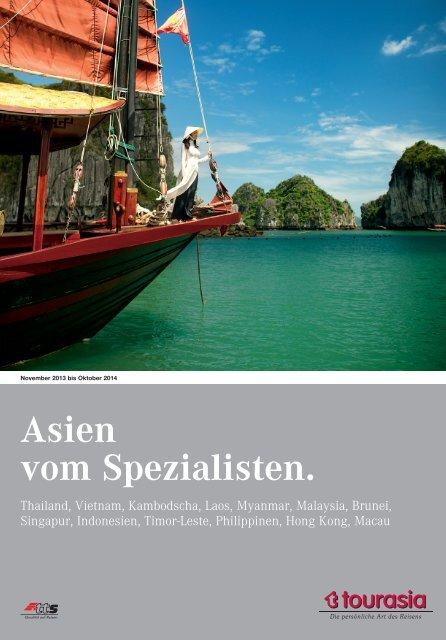 tourasia - Asien vom Spezialisten