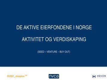W - Norsk Venturekapitalforening