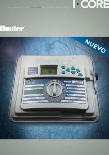 turbinas difusores válvulas programadores ... - Hunter Industries