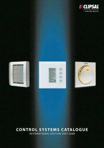 CONTROL SYSTEMS CATALOGUE - Schneider Electric