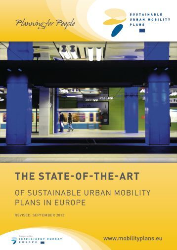 THE STATE-OF-THE-ART - Sustainable Urban Mobility Plans