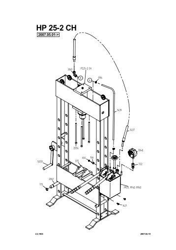 HP 25-2 CH - CompaC