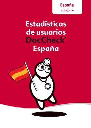 Estadísticas de usuarios España