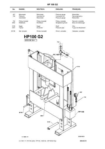 HP 100 G2 - CompaC