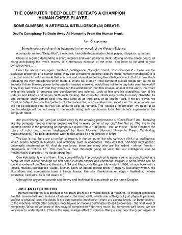 (AI) Debate - Traditional Zoroastrianism: Tenets of the Religion