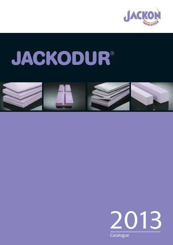 JACKODUR Catalogue 2013 - Jackon Insulation