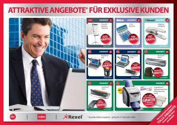 ATTRAKTIVE ANGEBOTE*FÜR EXKLUSIVE KUNDEN - All In One