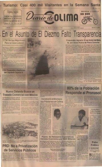 En e! - Universidad de Colima
