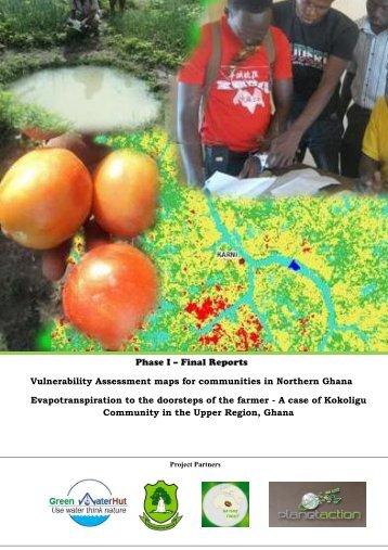 A case of Kokoligu Community in the Upper Region ... - Planet Action