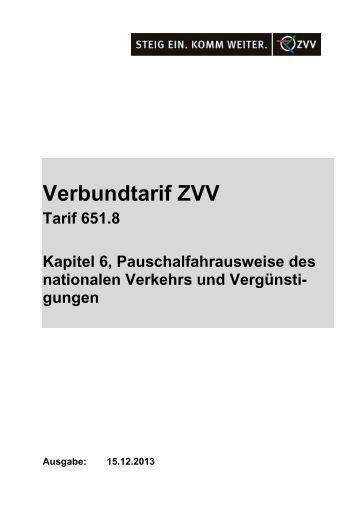 PDF, 131KB - ZVV