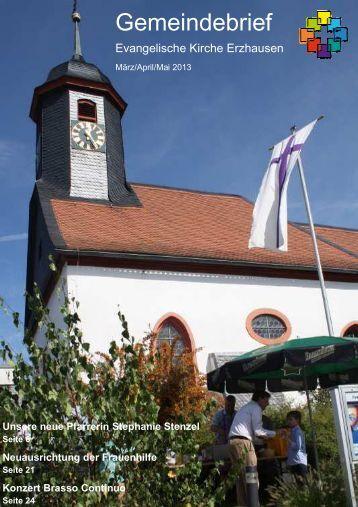01 - Evangelische Kirchengemeinde Erzhausen