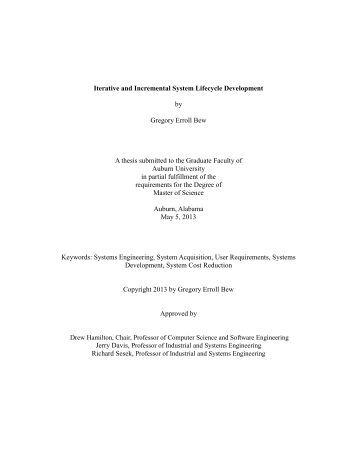 auburn university electronic thesis Auburn university electronic theses and dissertations aurora: auburn university scholarly repository auburn university libraries.