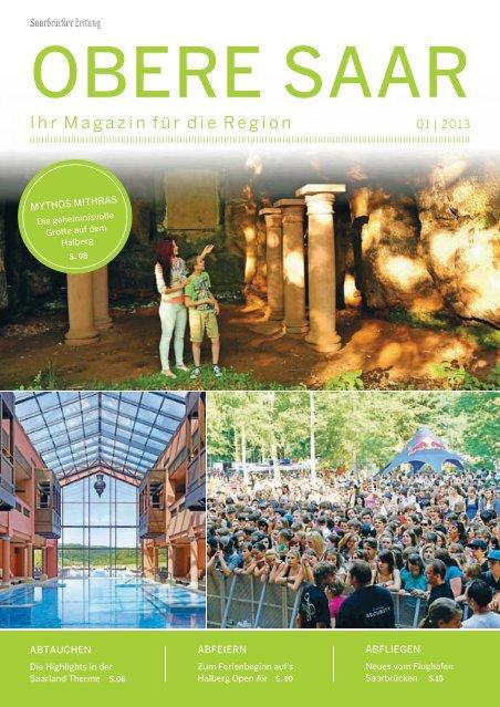 Gemeindemagazin Obere Saar 01|2013