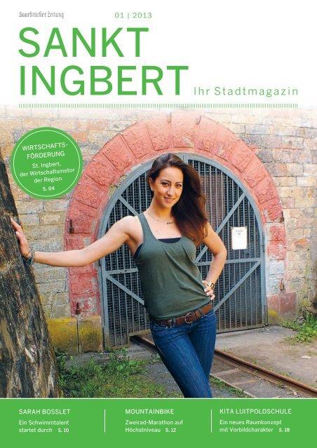 Stadtmagazin St. Ingbert 01|2013