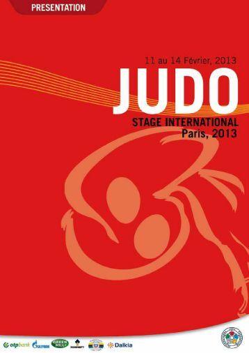 organisateur - International Judo Federation