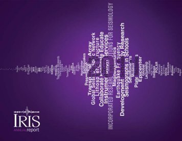 Download the 2011 IRIS Annual Report
