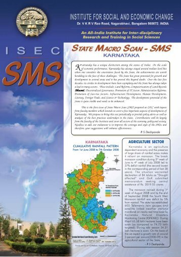 State Macro Scan - ISSUE No. 1 - Institute for Social and Economic ...