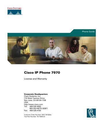 cisco 7942 user guide pdf