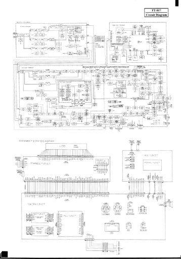 yaesu - ft-227r circuit diagram
