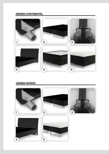 wiking nordic wiking logic jensen company. Black Bedroom Furniture Sets. Home Design Ideas
