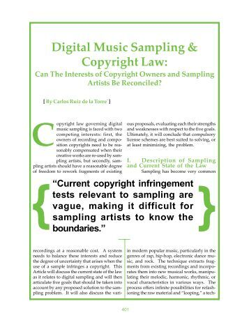 """an introduction to the laws of music copyright The term """"public domain"""" refers to creative materials that are not protected by intellectual property laws such as copyright, trademark, or patent laws the public owns these works, not an."""