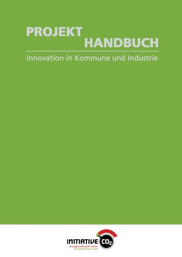 Initiative CO2 - Projekthandbuch