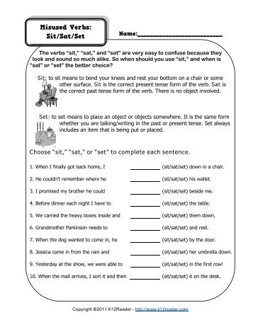 Free alliteration worksheets for 5th grade