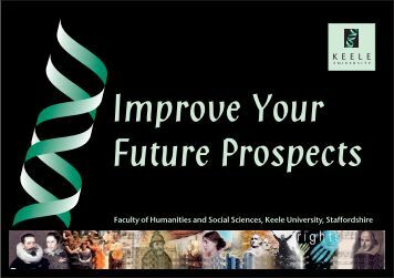 Take a look at our selection of postgraduate courses - Keele University