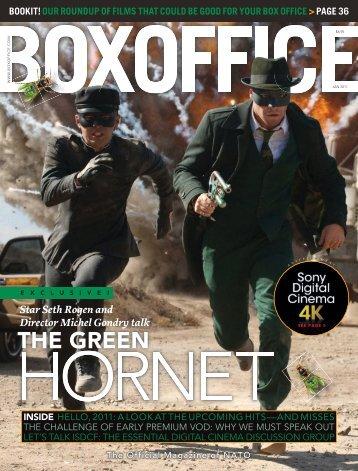 BoxOffice® Pro - January 2011
