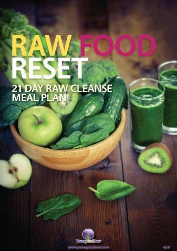 RAW FOOD RESET